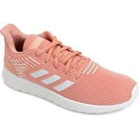 Tênis Adidas Calibrate Feminino - Feminino-Salmão+Branco
