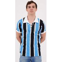 Camisa Retrômania Grêmio 1929 Masculina - Masculino