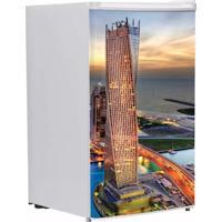 Adesivo Sunset Adesivos De Frigobar Envelopamento Porta Dubai