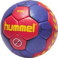 Bola Infantil Handebol Hummel H1 - Unissex-Vermelho