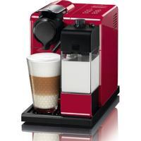 Cafeteira Nespresso Lattissima Touch 19 Bar F511 Com Preparo Espuma De Leite 220V - Vermelha