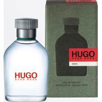 Perfume Masculino Hugo Hugo Boss Eau De Toilette - 40Ml
