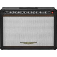 Cubo Amplificador Para Guitarra Oneal Ocg-1202 220W Preta Bivolt