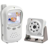 Babá Eletrônica Digital Com Câmera 2.4 Pol Multikids Baby Bb126 Baby View