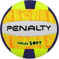 Bola Penalty Vôlei Soft X - Unissex