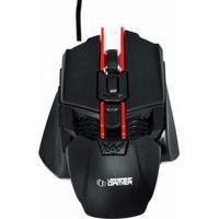 Mouse Gamer Scorpion Mog-0458 Leadership Gamer Preto