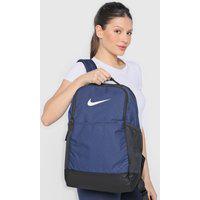 Mochila Nike Brsla M Bkpk - 9.0 Azul-Marinho