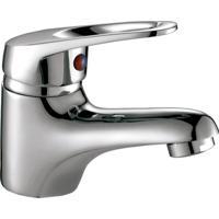 Torneira Misturador Monocomando, Para Banheiro Gringer, Cromado - Bb.82901-130A
