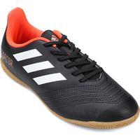 Chuteira Futsal Infantil Adidas Predator 18 4 Tf Masculina - Masculino