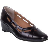 Sapato Feminino Marinucci S142 Preto