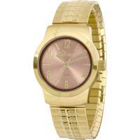 ... Relógio Condor Mini - Feminino-Rosa 88013f9c60