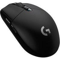 Mouse Óptico Sem Fio Para Jogos Lightspeed Preto - Logitech G - G305