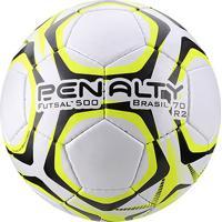 658a02b90f ... Bola Futsal Penalty Brasil 70 500 R2 Lx - Unissex