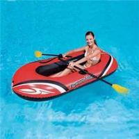 Bote Hydro-Force Raft Bestway Para 2 Pessoas - Vermelho/Preto