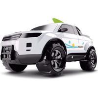 Carrinho Roda Livre - Pick-Up Force Surfing - Branco - Roma Jensen