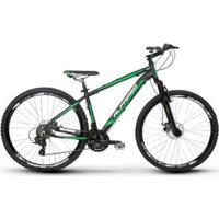 Bicicleta Alfameq Zahav 27V Aro 29 Hidráulica A Disco Câmbios Shimano - Unissex