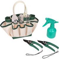 Kit De Ferramentas Para Jardinagem Nautika 306050 Verde