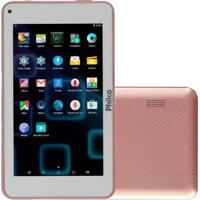 "Tablet Philco Wifi 8Gb 7"" Ptb7Qrg Rosa"