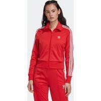 Blusão E Jaqueta Adidas Firebird Tt Vermelho