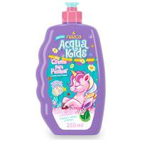Creme De Pentear Acqua Kids Marshmallow Cabelo Macio Suave Perfumado Hidratado 250Ml
