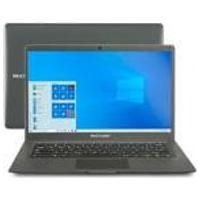 Notebook Multilaser Legacy Cloud Intel Quadcore 2Gb 32Gb Windows 10 Home 14,1 Pol. Hd Cinza - Pc130 Pc130