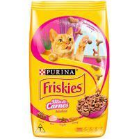 Ração Para Gatos Friskies Adulto Sabor Mix De Carnes 1Kg