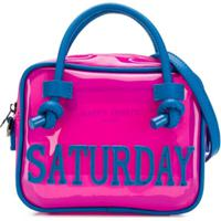 Alberta Ferretti Kids Bolsa 'Saturday' - Rosa