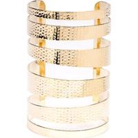Bracelete Amaro Largo Metal - Feminino