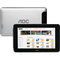"Tablet Aoc Mw0711S - 8Gb - Wi-Fi - Touchscreen - Tela 7"" - Android 4.0"