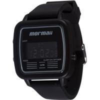 Relógio Digital Mormaii Mojh02Av - Masculino - Preto