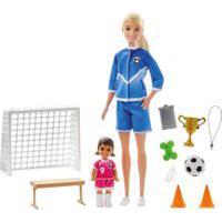 Barbie Careers Professora De Futebol Mattel