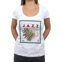 Riviera Jazz Night - Camiseta Clássica Feminina