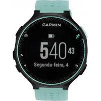 Monitor Cardíaco Com Gps Garmin Forerunner 235 - Preto/Azul
