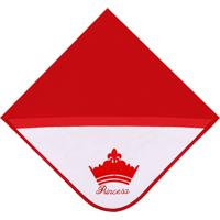 Manta Princesa Vermelha - P - Vermelho - PrãNcipes E Princesas Padroeira Baby - Vermelho - Menina - Dafiti