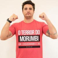 Camiseta São Paulo Tricolor Terror Zé Carretilha Masculina - Masculino