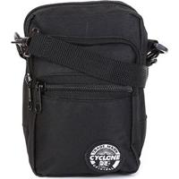 Bolsa Shoulder Bag Cyclone Ball - Unissex-Preto