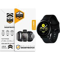 Película De Nano Gel Dupla Gorila Shield Para Samsung Watch Active 40Mm