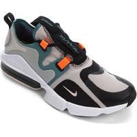 Tênis Nike Air Max Infinity Masculino - Masculino-Cinza