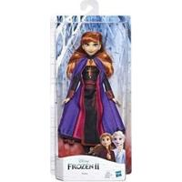 Boneca Disney Com Som Frozen 2 Anna Hasbro - Feminino-Azul Escuro