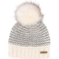 Norton Pom Pom Knitted Hat - Cinza