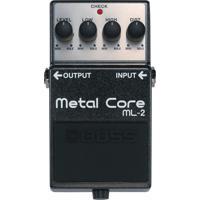 Pedal Ml-2 Metal Core Com Função Low E High- Boss