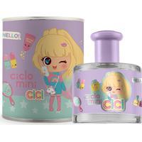 Perfume Ciclo Cici Bela Feminino Deo Colônia 100Ml