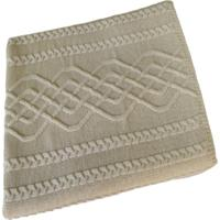 Manta Tricot Decorativa Cama Sofだ120Cm X 150Cm Cod 1026.5 Bege - Estampado - Feminino - Dafiti