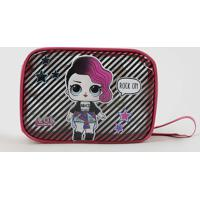 Bolsa Infantil Lol Surprise Estampada Pink