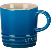 Caneca Cappuccino 200 Ml Azul Marseille Le Creuset