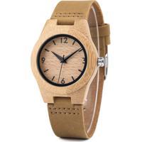 Relógio Design Madeira Dododeer-B13
