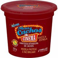 Manteiga Ativadora Novex Meus Cachos De Cinema 320G