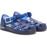 Boss Kids Sapato Com Tiras - Azul