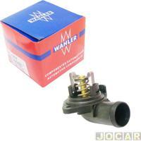Válvula Termostática - Wahler - Gol/Fox 2003 Em Diante - 8/16V - Gasolina Com Capa - Cada (Unidade) - 41047587
