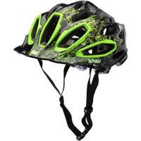 Capacete Bike Kali Maraka Xc Edge - Unissex